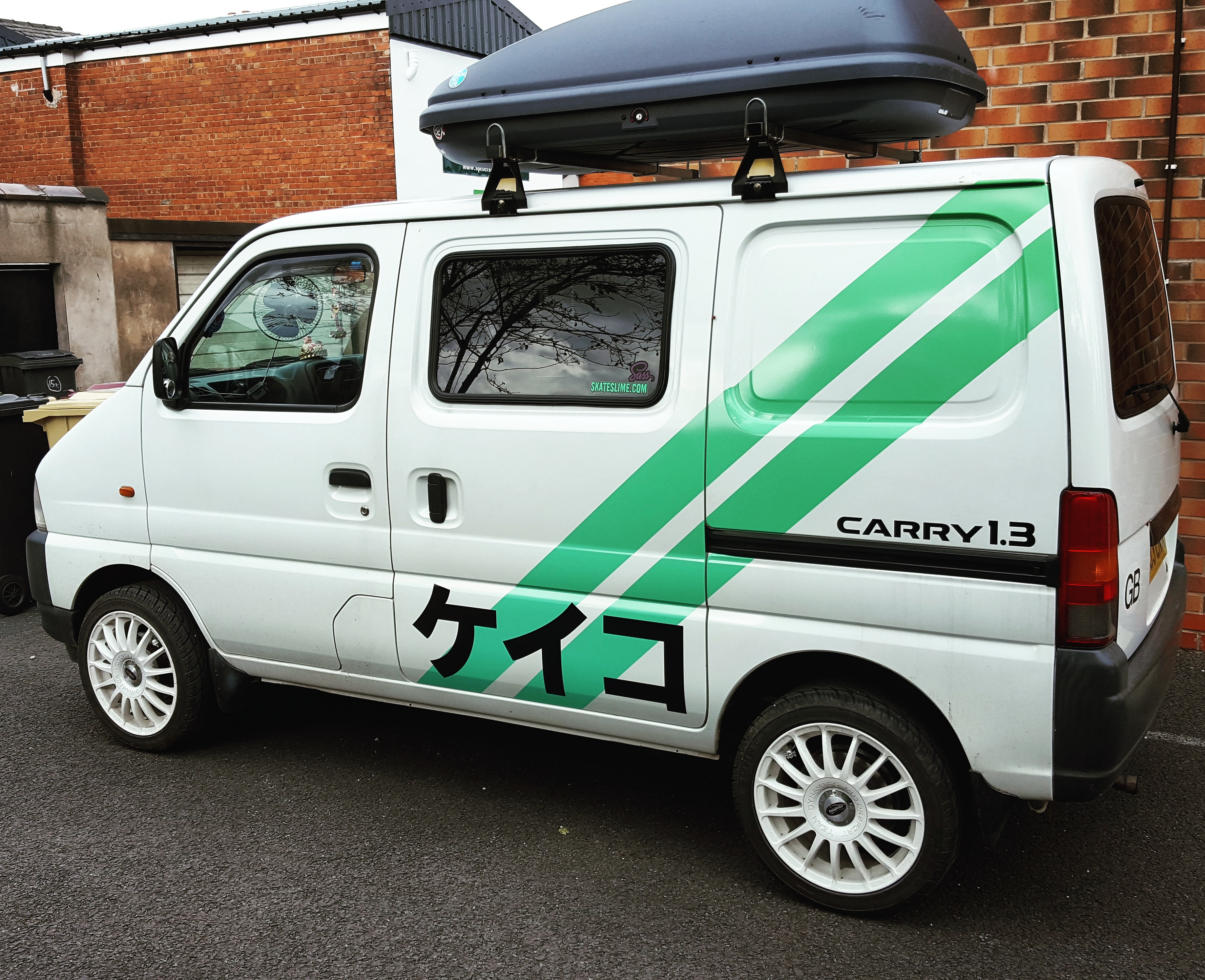 Suzuki Super Carry Camper Van For Sale