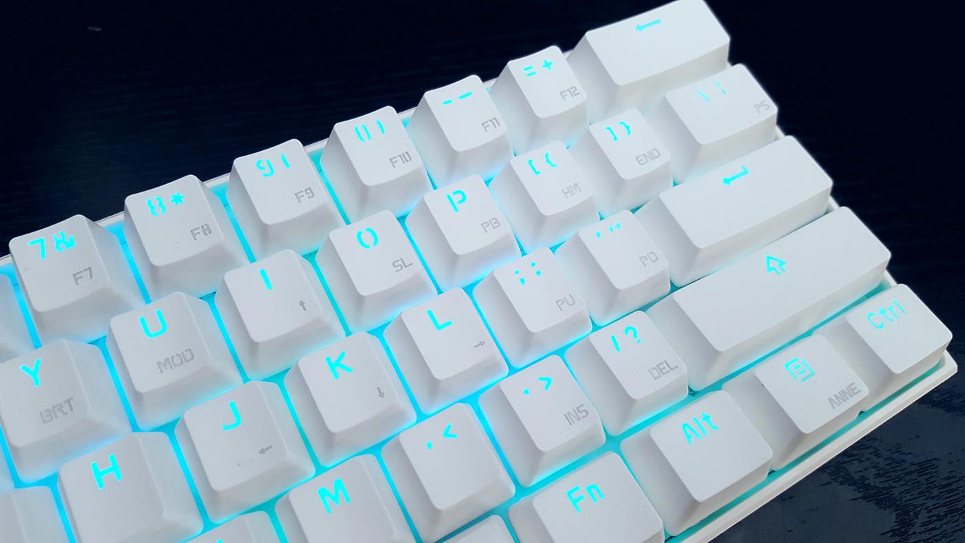 Anne Pro Mechanical Keyboard | Nervewax